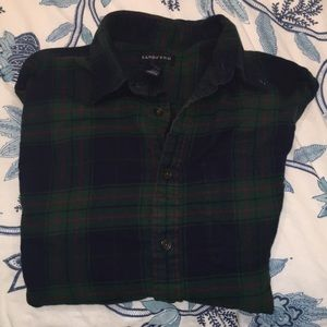 Perfect condition cozy Land's End flannel